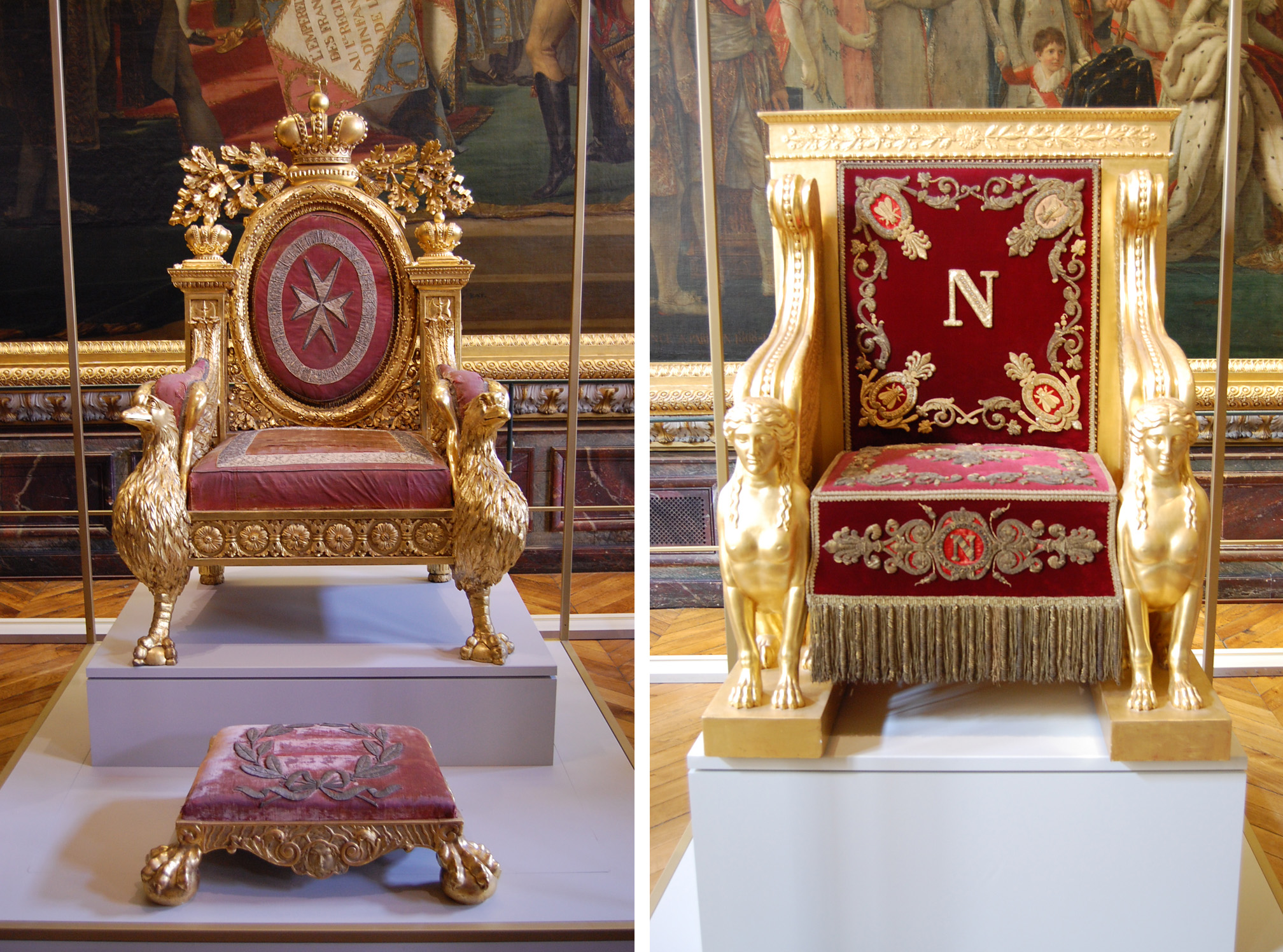 versailles coronation room