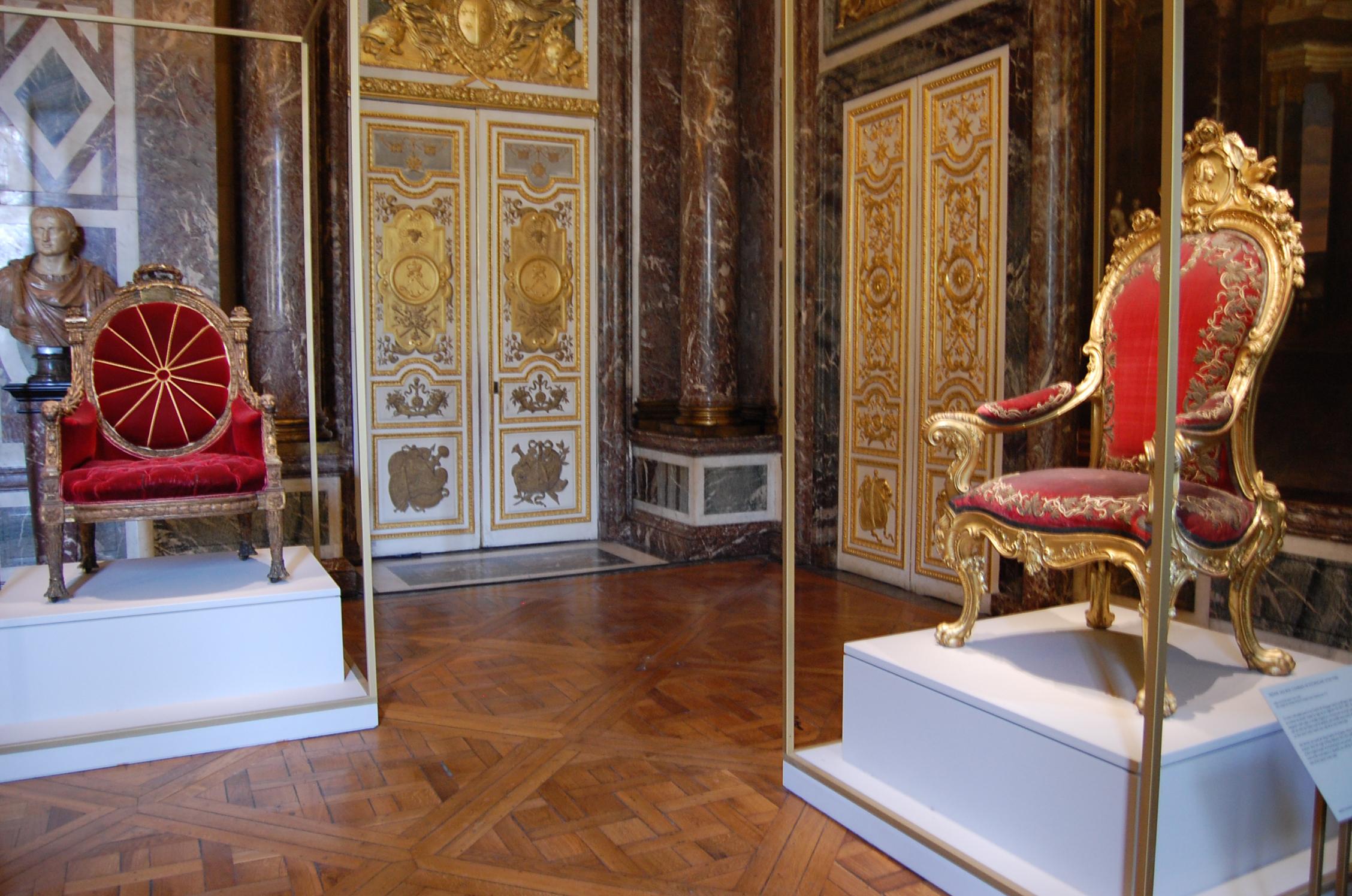 Le Ch¢teau de Versailles