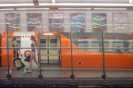 sub train