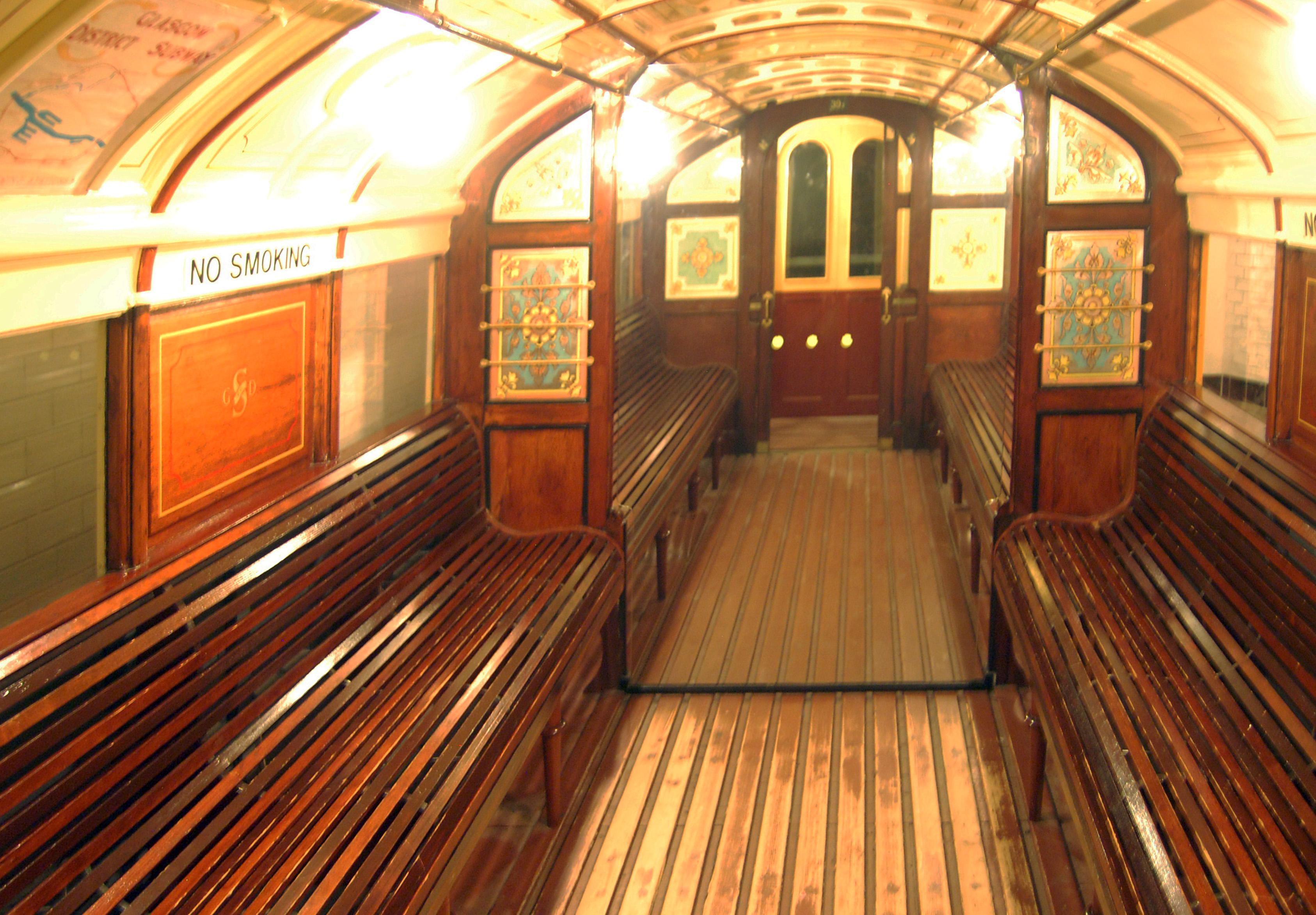 Glasgow Subway Thinkvisual S Blog
