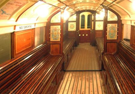 subway trans earlier interior