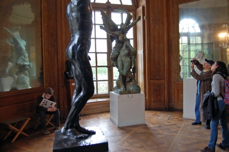 visualizing greatness rodin museum